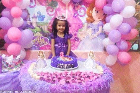 Aniversário de 3 anos de Solara
