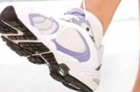 Calçados ideais para atividades físicas
