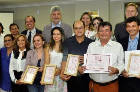 Prêmio Pará Mulher homenageia municípios por empenho na prevenção do câncer