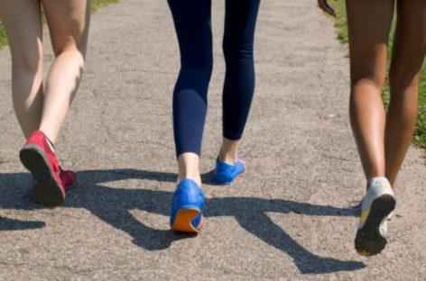 Sem tempo para academia? Melhore a saúde do seu coração caminhando.