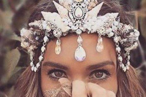 Coroa de sereia promete ser a nova tendência