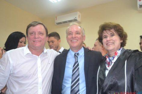Diplomação dos candidatos eleitos em Parauapebas