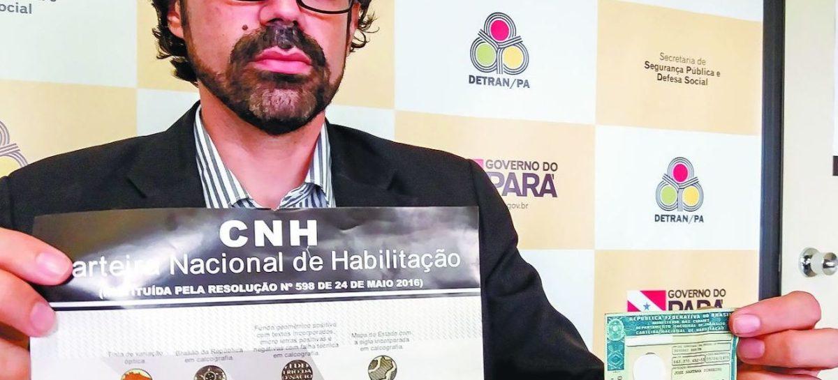 Nova CNH terá 19 itens de segurança contra fraudes