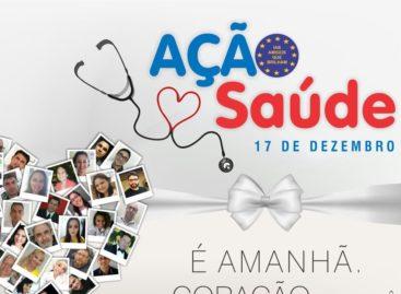 Ação Saúde será realizada por Instituição Amigos de Brilha