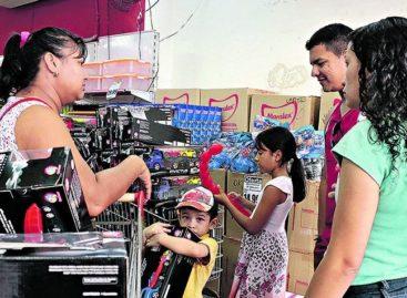 Filhos influenciam compra de presentes