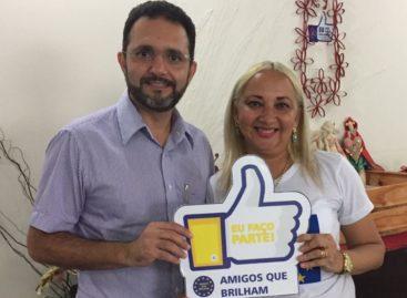 Em comemoração ao seu aniversário, empresário de Parauapebas, Chamonzinho faz doações à ONG Amigos que brilham!