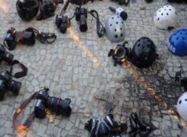 Brasil lidera em número de jornalistas mortos