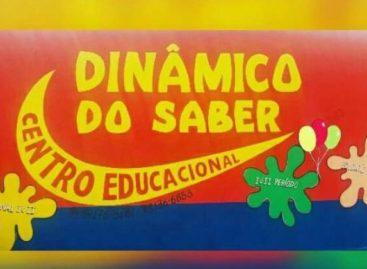 A escola Dinâmico do Saber está com as matrículas abertas para o ano de 2017