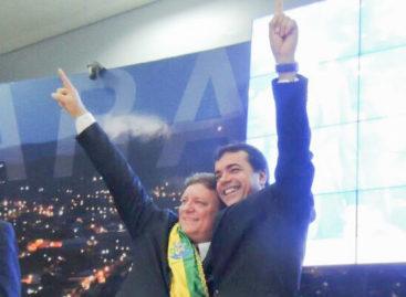 Prefeito, vice e vereadores eleitos tomam posse em Parauapebas, PA