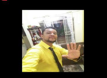 Ajude a policia a identificar o criminoso que assassinou o Conselheiro Tutelar de Itupiranga- PA