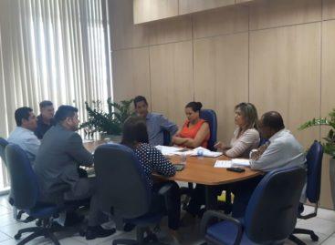 Titular da Sefaz alinha planejamento financeiro com demais secretarias