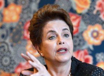 Dilma não descarta se candidatar à Câmara ou ao Senado