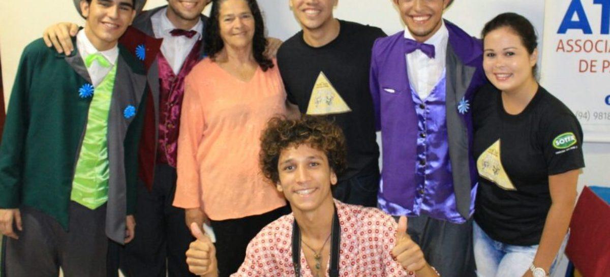 Associação de Teatro de Parauapebas iniciou o cadastro de entes e agentes dá área do teatro