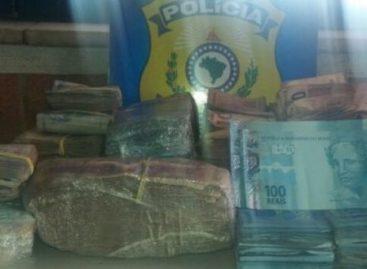 Assaltantes são presos com documentos falsos e R$ 156 mil roubados de transportadora prosegur de Marabá