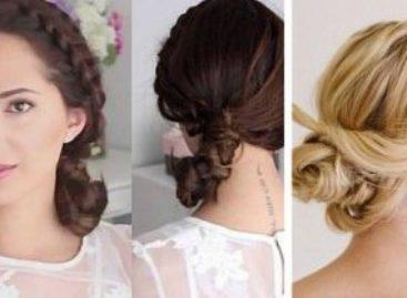 5 penteados fáceis que você pode fazer em 5 minutos
