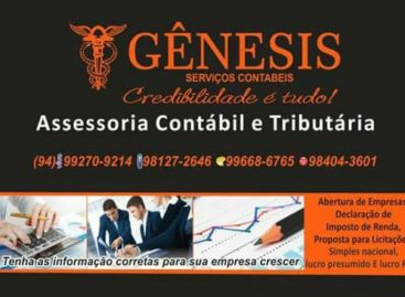 Declare seu Imposto de Renda 2017 com Gênesis serviços contabeis