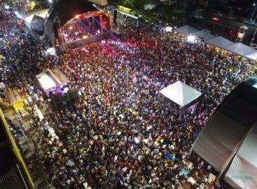Com toda segurança, terceira noite do Carnaval 2017 traz Trem Maria Fumaça como novidade na programação