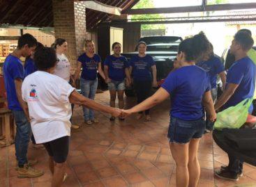 1º bazar itinerante do Instituto Amigos que Brilham nos bairros Tropical I, II e Ipiranga foi um sucesso