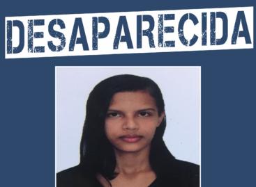 Ruth De Brito Ferreira está desaparecida