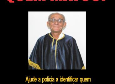 Quem matou o escritor Eduardo Castro?