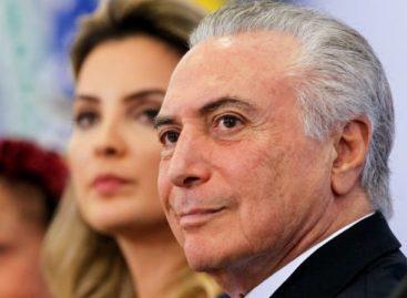 """Presidente do Brasil choca ao falar do """"papel da mulher"""" na sociedade"""