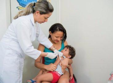 Semsa realiza Campanha de Vacinação na Palmares Sul