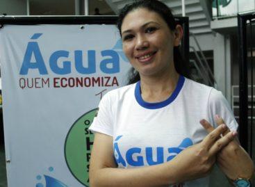 Na Semana da Água, Saaep inicia campanha de conscientização