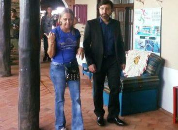 Promotor Hélio Rubens visita Instituto beneficente amigos que brilham
