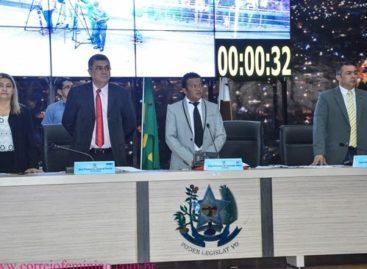 Confira o resumo da sessão da Câmara de Vereadores de Parauapebas