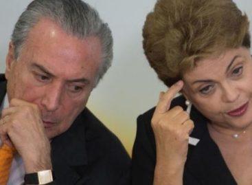 TSE começa a julgar cassação da chapa Dilma-Temer