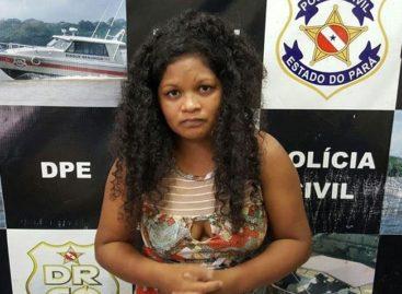 """Mulher acusada de """"pirata"""" é presa no Pará"""