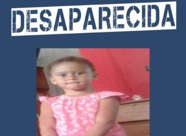 Desaparecida Maria Júlia da Silva Passos, 4 anos