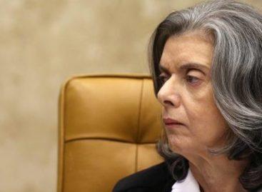 Cármen Lúcia discute ações de combate à violência contra a mulher
