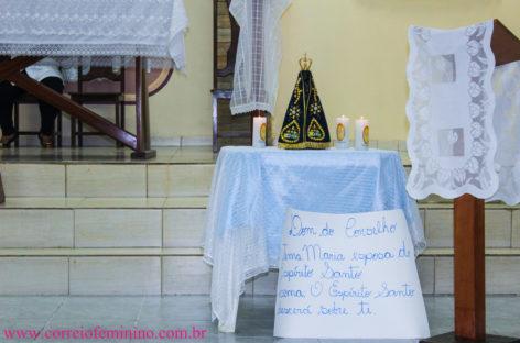 Comunidade Espirito Santo celebra 300 anos de Nossa Senhora Aparecida