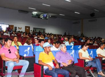 Sessão ordinária da Câmara de Vereadores de Parauapebas