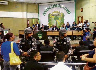 Pancadaria marca votação do PCCR dos professores em Marabá