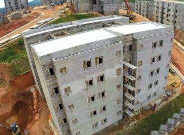 Secretaria Municipal de Habitação comunica que em breve anunciará uma nova data para a entrega do Residencial Alto Bonito