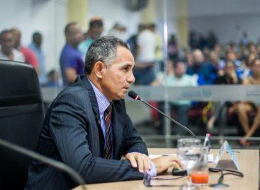 Vereador Maridé solicita recuperação de vias do Bairro Jardim América