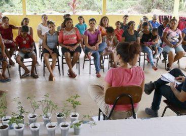 Sempror alinha parceria com instituto, que assegura emprego e renda para mulheres do campo