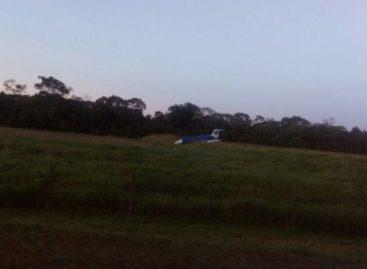 Piloto perde controle e aeronave com UTI aérea sai da pista em Parauapebas