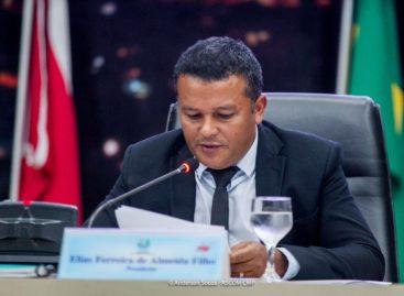 Foram aprovadas duas indicações de autoria do vereador Elias Ferreira