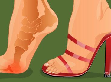 Se o uso de saltos altos lhe provocam dores insuportáveis, este incrível truque é para você!