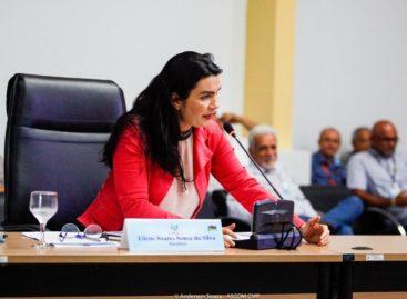 Vereadora propõe criação do programa 'Câmara Municipal na Escola'