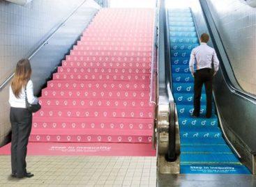 Campanha premiada traduz com perfeição a desigualdade entre homens e mulheres