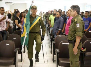 CERIMÔNIA OFICIALIZA PASSAGEM DE COMANDO DA PM EM PARAUAPEBAS