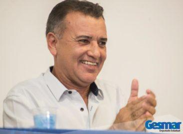 Deputado Gesmar Costa prestigia a 12ª Conferência de Saúde