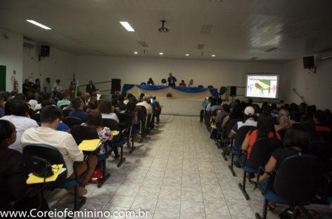 CONFERÊNCIA MUNICIPAL DE SAÚDE DEBATE DIREITOS, DEVERES E DESAFIOS DO SUS