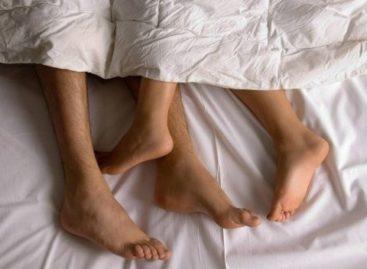 Estudo revela a frequência de relações sexuais por idade