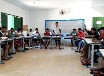 COMUNIDADES XIKRINS DEBATEM EDUCAÇÃO EM CONFERÊNCIA