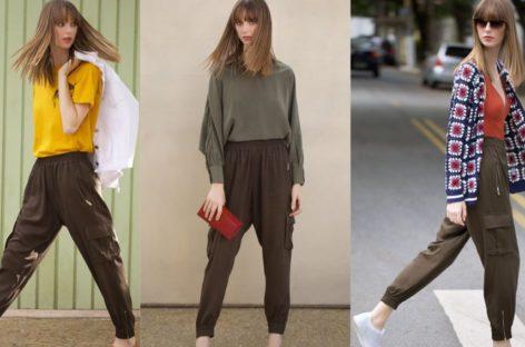 Dicas para unir conforto e estilo com a calça cargo